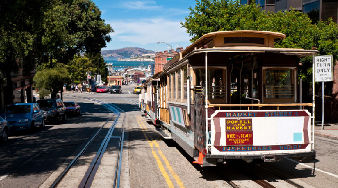 San Francisco Cable Cars are still manually operated.